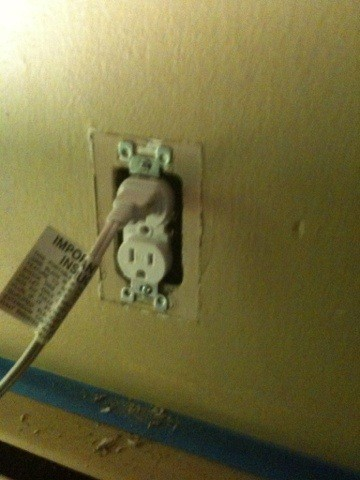 2-prong to 3-prong outlets