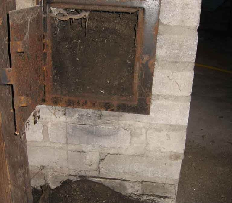 Fireplace Cleanout Door Installation Fireplaces