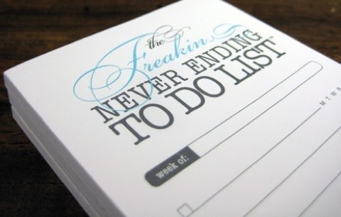 Tackling the To-Do List