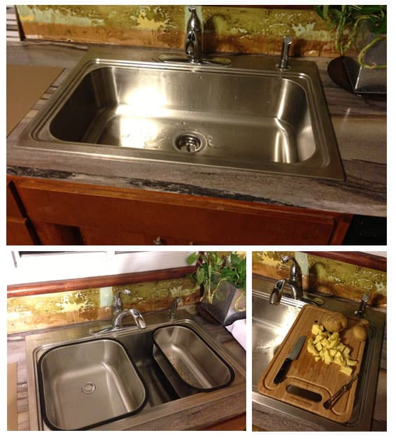 Kitchen Renovation Part 4 Who Knew Sinks Could Be So