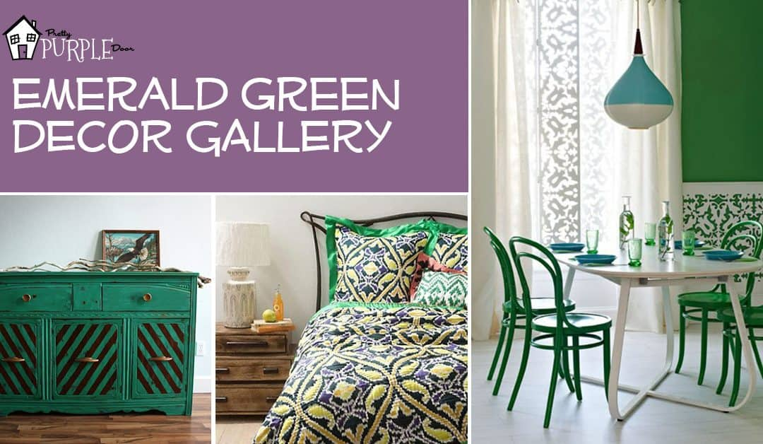 Color of the Year: Emerald Green