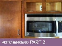 Kitchen Renovation Part 2: Finishing the cabinets