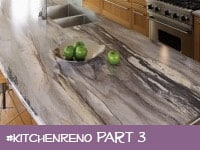 Kitchen Renovation Part 3: Choosing a countertop is driving me insane!!! Seriously…