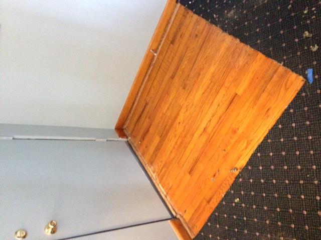Copper Penny Floor Installation Pennyfloor Pretty