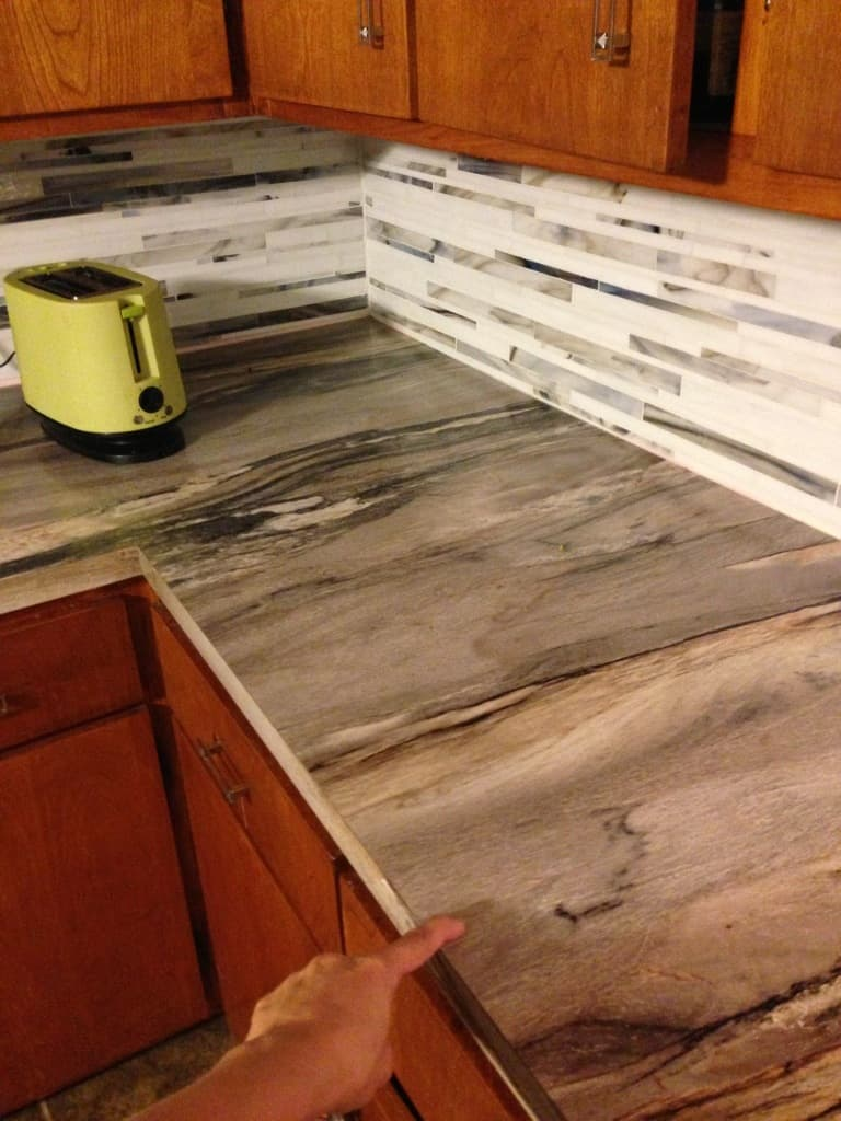 How To Install A Kitchen Sink In A Laminate Countertop