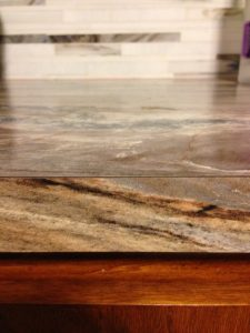basic edge veneer