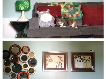 A Fall Room Decor Swap: Changing Your Living Room with the Seasons