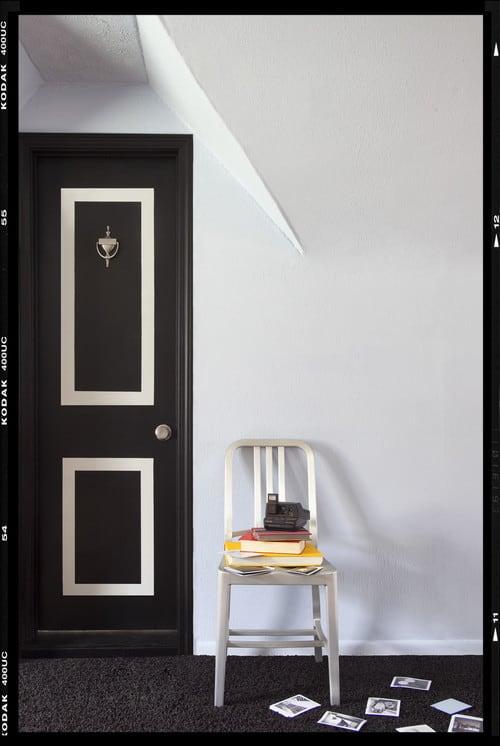 Painting Interior Doors Pretty Purple Door