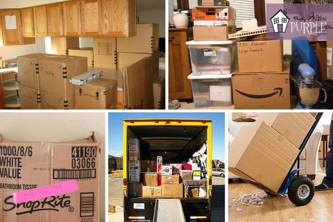 Moving Day Tips for an Organized Moving Day