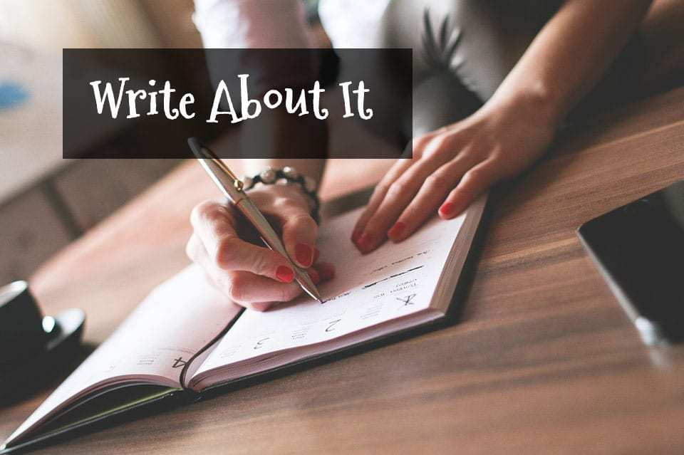 Write about your project