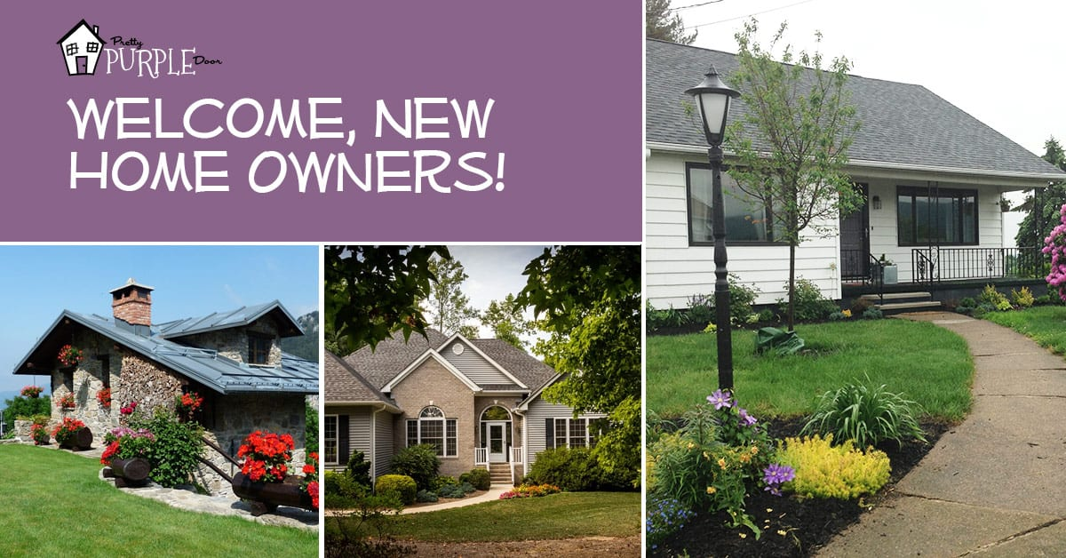 Top Posts for New Home Owners, PrettyPurpleDoor.com
