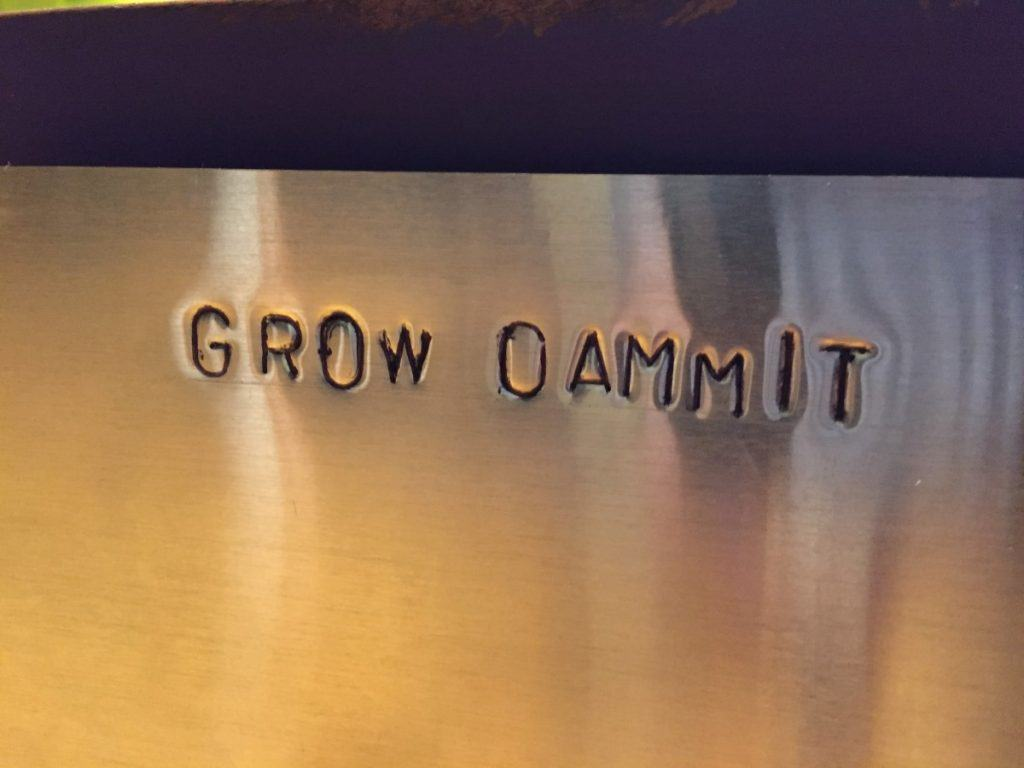Make a label for your drawer planter| Cool DIY Projects