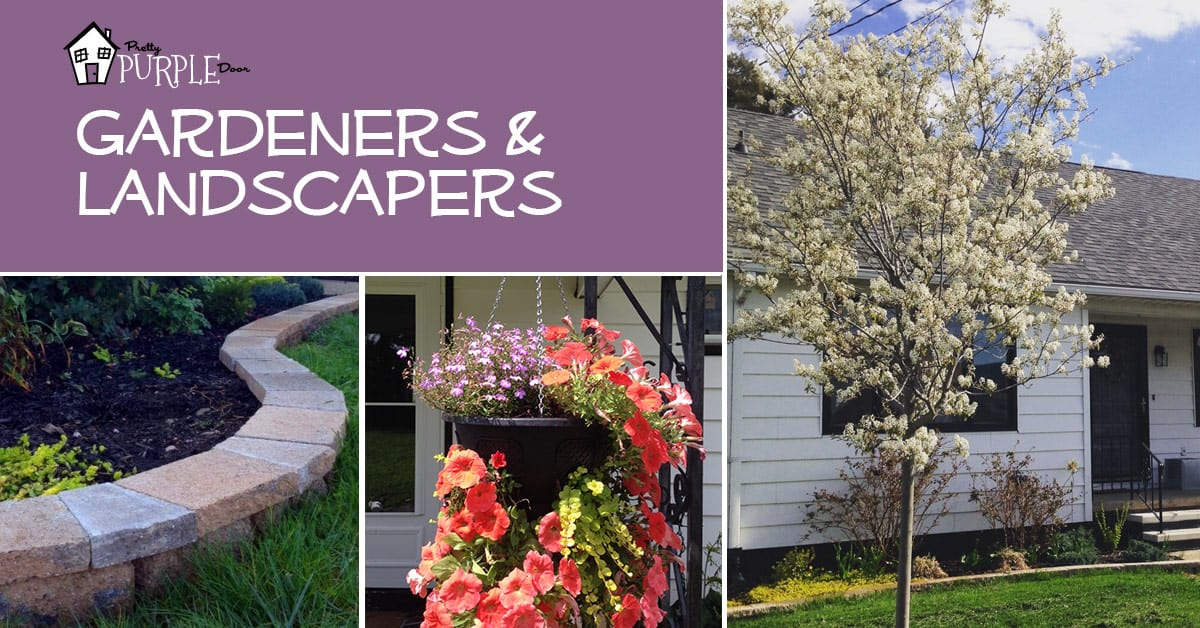 Unique Projects for Gardeners and Landscapers
