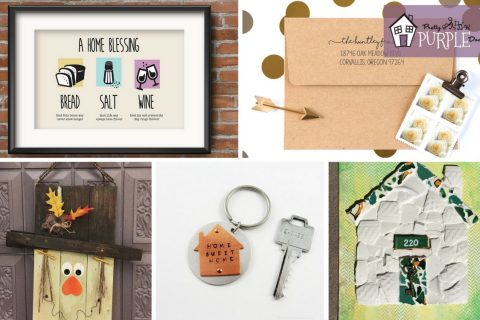 Home Blessing Printables & Unique Housewarming Gifts for New Home Owners