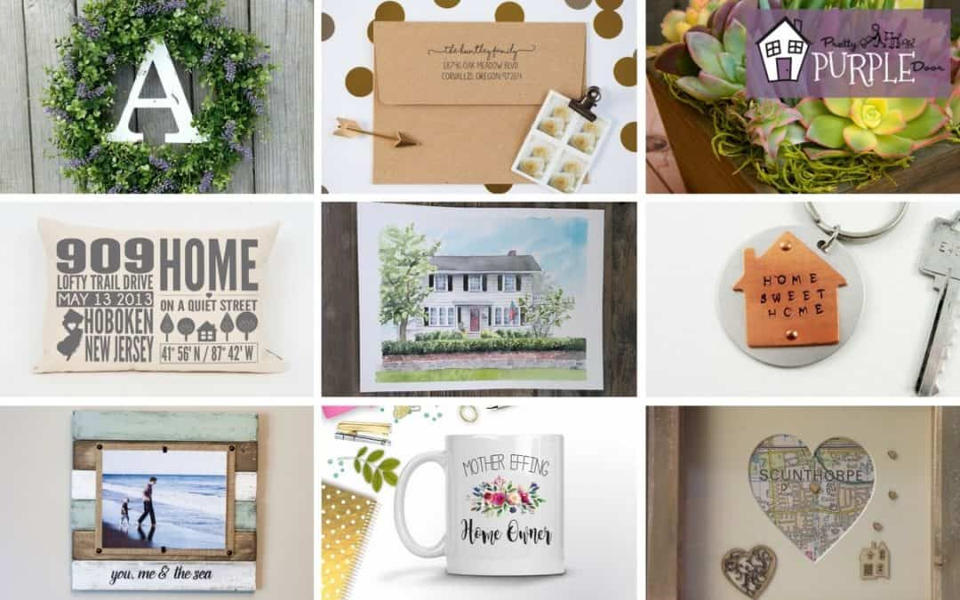Home Blessing Printables & Unique Home Owner Gifts