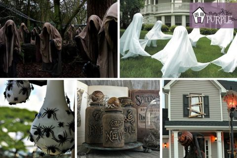 Halloween DIY Projects Roundup
