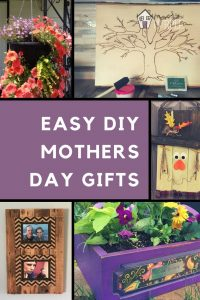 cool DIY projects that you can make for mom