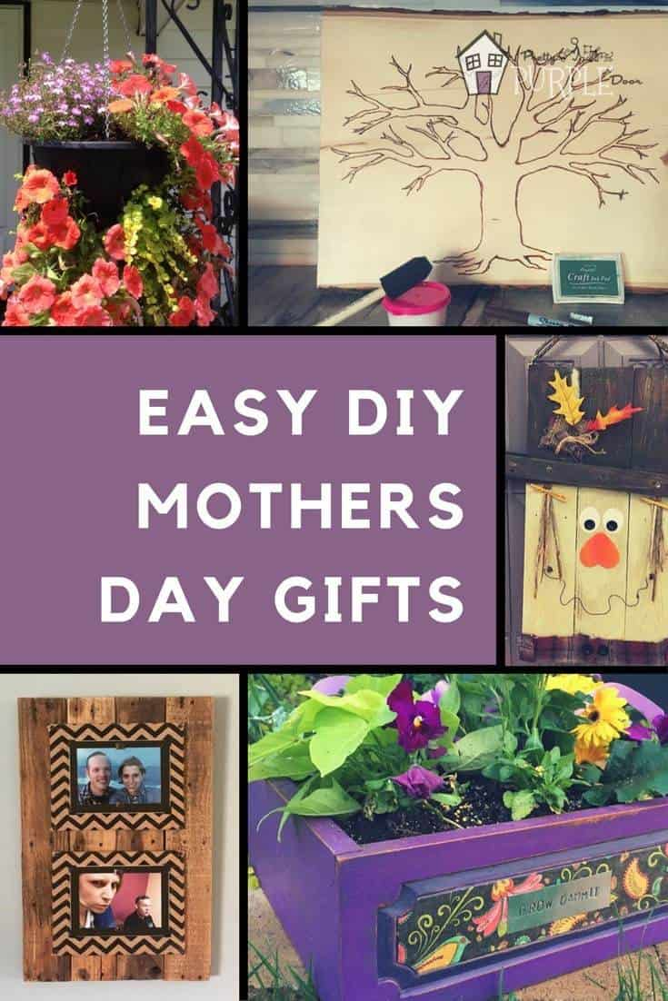 cool DIY projects that you can make for mom | PrettyPurpleDoor.com