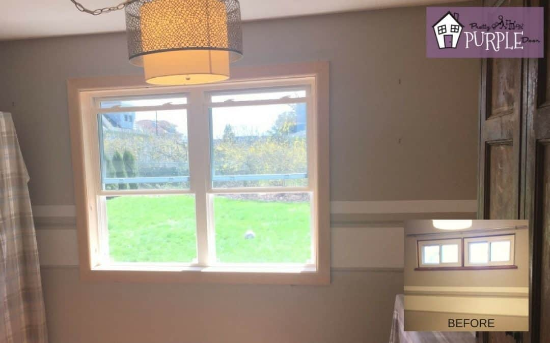 The cheapest way to get bigger windows