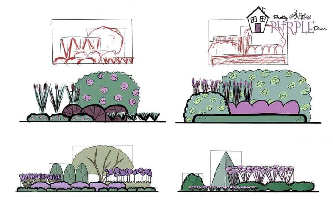 This Blocking Method Will Have You Drawing Pro Garden Plans in No Time