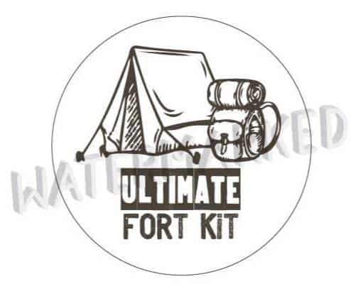Ultimate Build a Fort Kit with Printables