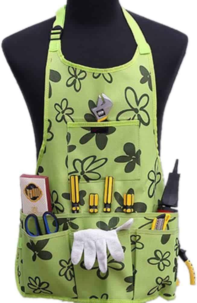 Cute garden apron