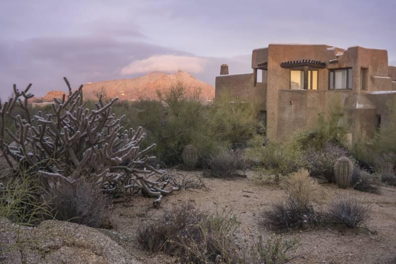 Desert Garden Xeriscaping Style
