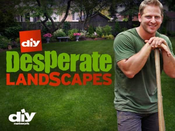 Desperate Landscapes Gardening Show