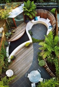Modern Garden Style