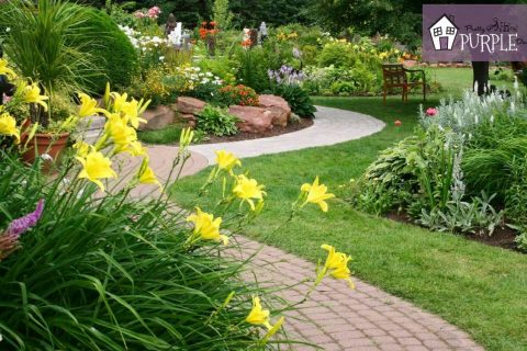 Should your landscaping be symmetrical?