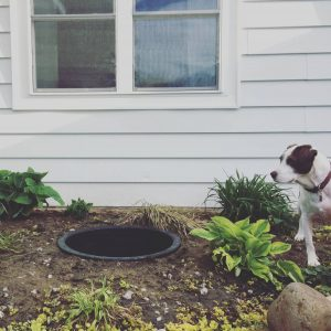 DIY Pondless Water Feature