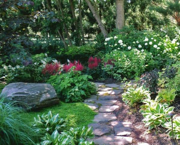 Woodland Garden Style